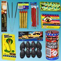 Toys fireworks