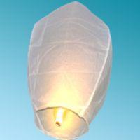 Ιπτάμενα φαναράκια λευκά Κινέζικα
