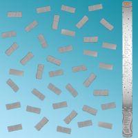 Κανονάκια 80cm με λευκό χαρτί