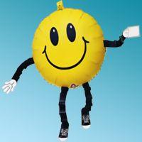 Μπαλόνι foil Sunny Funny Smile Air-Walker Anagram