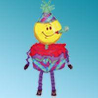 Μπαλόνι foil Birthday Dube Air-Walker Anagram