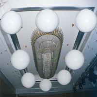 Μπαλόνι οροφής latex exploding