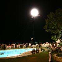 Μπαλόνι φωτισμού airstar lunix 250 4X1000W