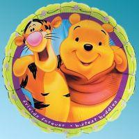 Μπαλόνι foil Tigger pooh friends 18΄΄ στρογγυλό Anagram
