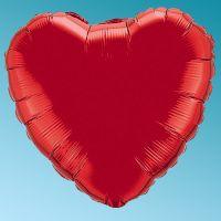 Μπαλόνι foil 18΄΄ κόκκινη καρδιά