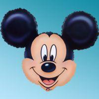 Μπαλόνι κεφαλή foil Mickey Mouse Anagram