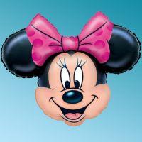 Μπαλόνι foil κεφάλι Minnie Mouse Anagram