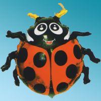 Balloon Foil Love Bug Animal
