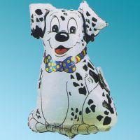 Μπαλόνι foil Σκύλος Gran Δαλματίας ζωάκια