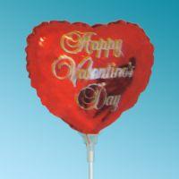 Μπαλόνι foil Mini Happy Valentine's Day Καρδιά