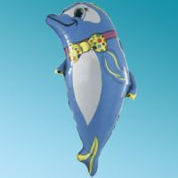Μπαλόνι foil Δελφίνι flippy ζωάκια