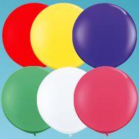 Μπαλόνια latex μεγάλα μεγέθη