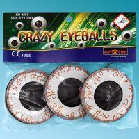 Τρελό μάτι Πυροτέχνημα (Crazy Eyeballs) ΚΑΤ. F1 (3τεμ)