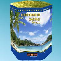 Πυροτεχνήματα 19 βολών Coconut song ΚΑΤ. F2