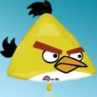 ΜΠΑΛΟΝΙ FΟΙL ANGRY BIRDS CARTOONS ANAGRAM