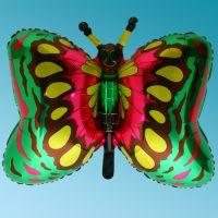 Μπαλόνι Foil Πεταλούδα Πράσινη Ζωάκια