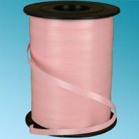 Ξυλοκορδέλα 5mm φάρδος 500 yard μήκος σε ροζ χρώμα.