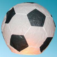 Ιπτάμενο Φαναράκι 50 x 70cm Μπάλα Ποδοσφαίρου