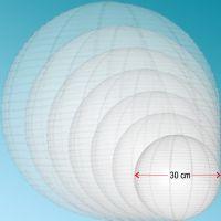 Μπάλα από ριζόχαρτο 30cm