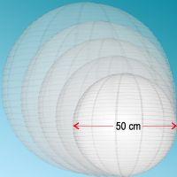 Μπάλα από ριζόχαρτο 50cm