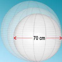 Μπάλα από ριζόχαρτο 70cm