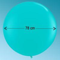 Μπαλόνι latex 3' ft πετρόλ Qualatex