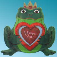 Μπαλόνι foil insider Frog Prince Anagram