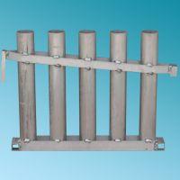 Πυροσωλήνες αλουμινίου 2,5''