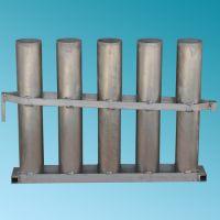 Πυροσωλήνες αλουμινίου 4''