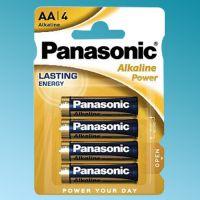 Μπαταρίες 1,5V AA Alkaline (4 τεμ.)