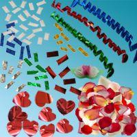 Accessories for cannon confettis
