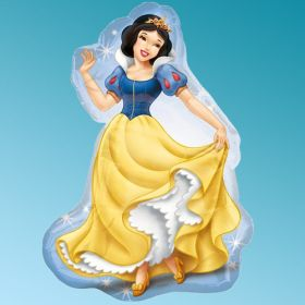 "Μπαλόνι foil Snow White 22"" Cartoons Anagram"