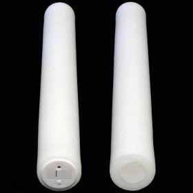 Foam led stick λευκό 4,5 Χ 40cm Σβησμένο