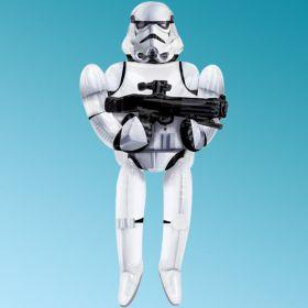 Μπαλόνι foil Storm Trooper Star Wars Air-Walker Anagram