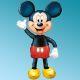 Μπαλόνι foil Mickey air walker Anagram